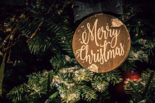 Geschenkgutschein Merry Christmas